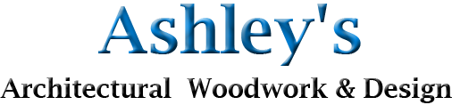 Ashley's Woodwork Logo