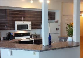 Residential Kitchen Landings